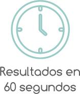 RESULTADOS EN 60 SEG APROX